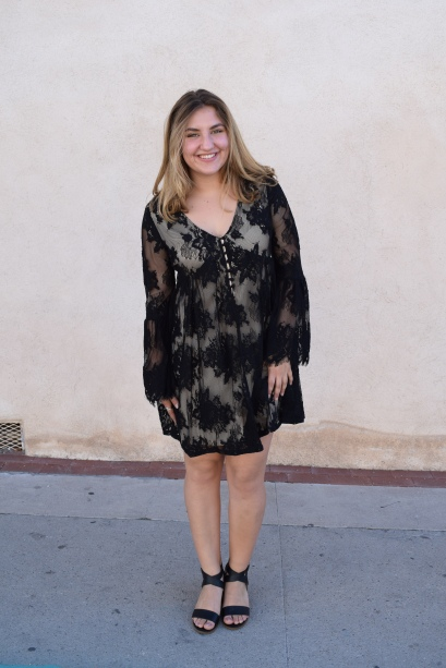 Dress and Shoes: Target